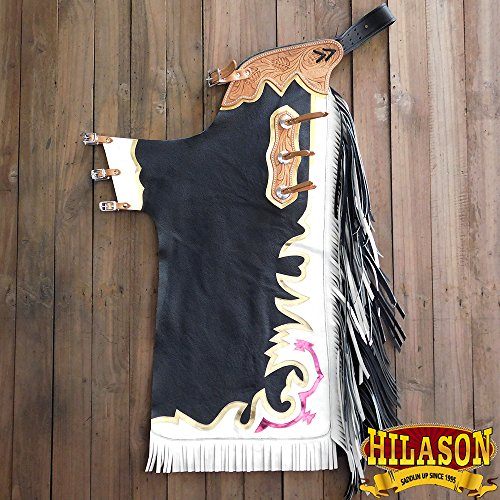 Used Bull Riding Chaps - 6