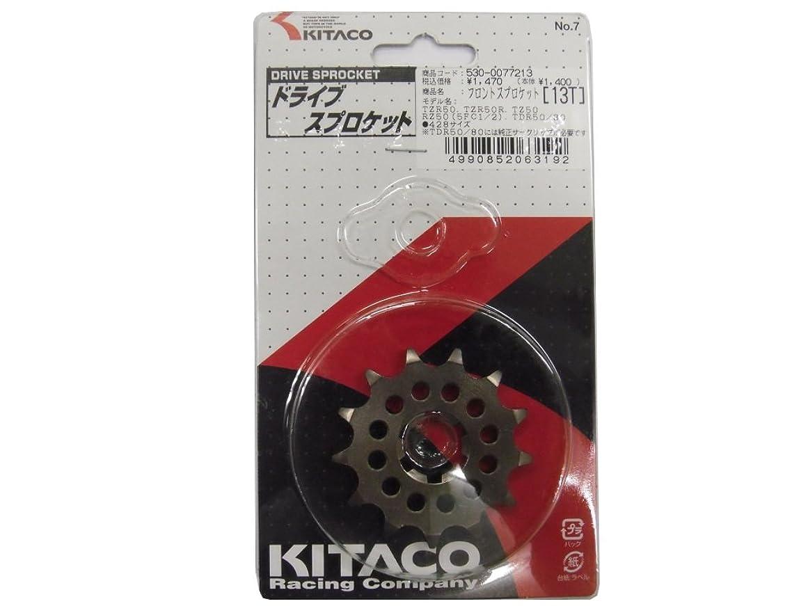 シマウマ疑い者ほかにキタコ(KITACO) ドリブンスプロケット(32T) グロム(GROM)/クロスカブ/スーパーカブ50等 535-1424032
