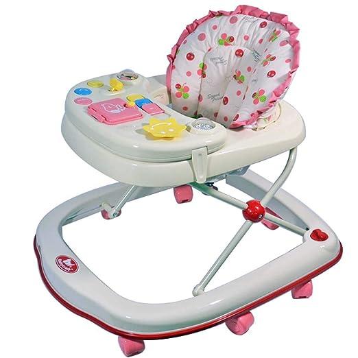 Baby Walkers Ajuste de 7 Posiciones Andador para bebé ...