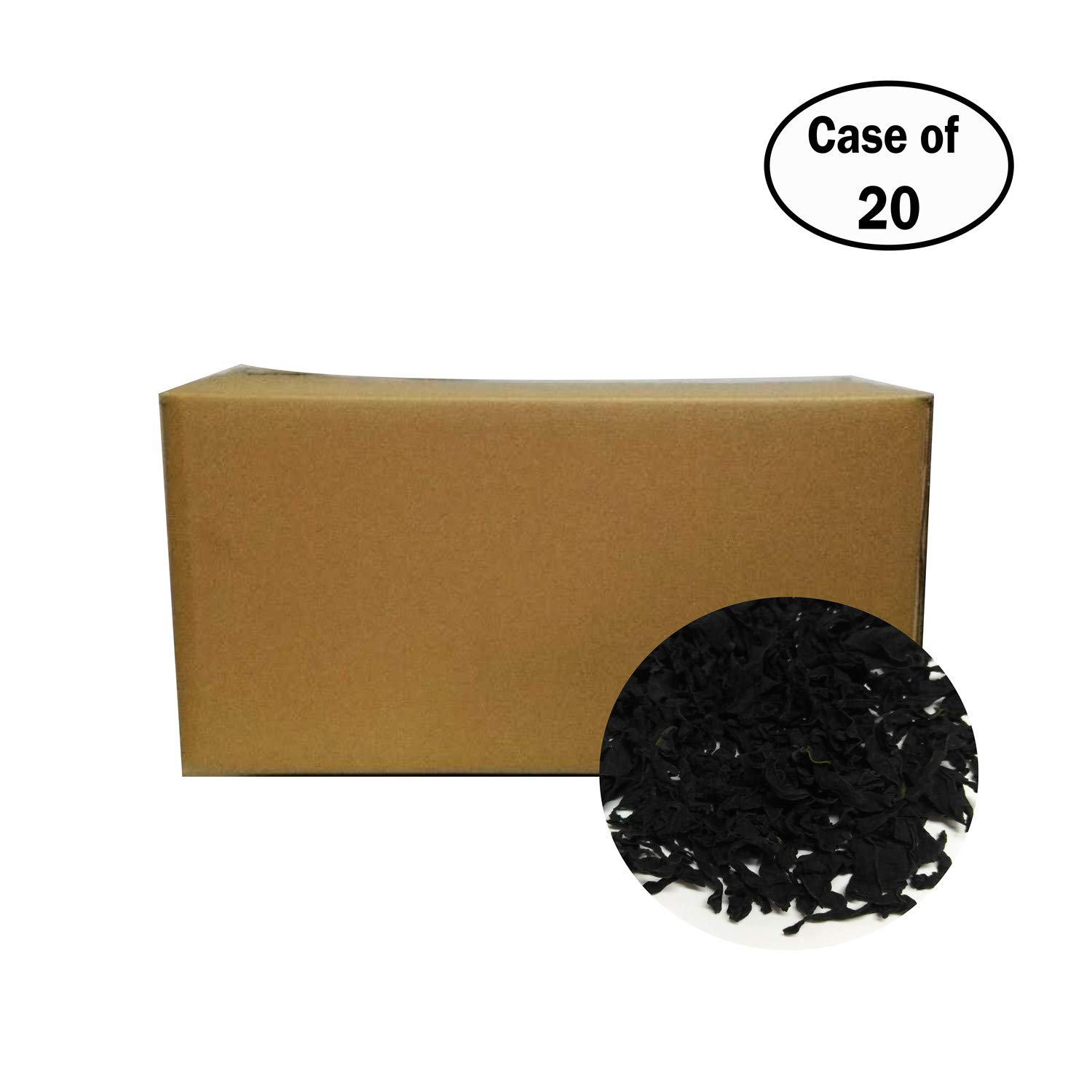 case of 20 packs, 10kg/pack, dried wakame cut, dried sea vegetable