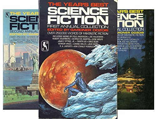 Year's Best Science Fiction (35 Book Series)