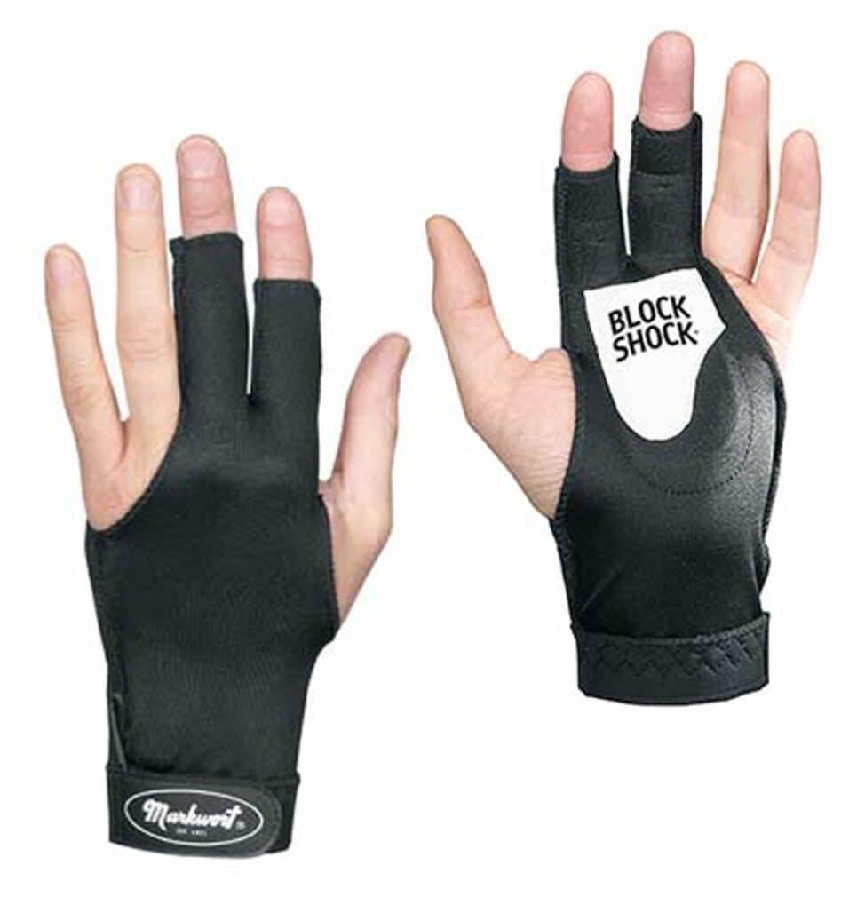 Markwort Block Shock Shock Absorbing Glove by BLOCKSHOCK