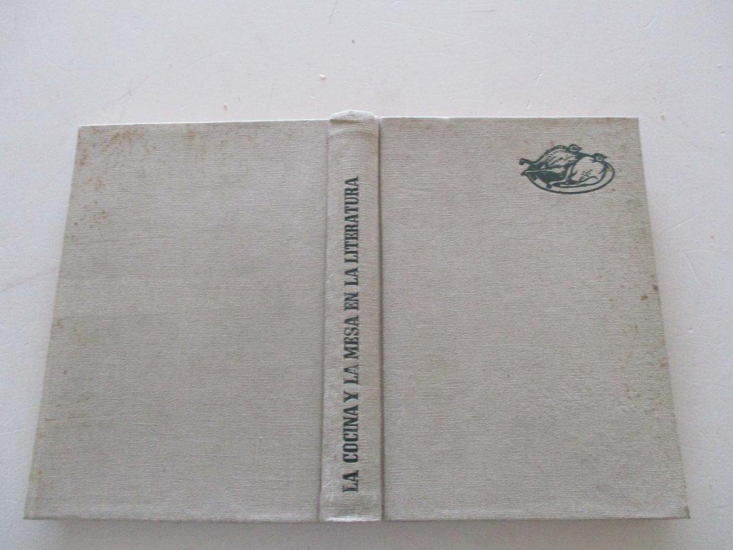 La Cocina Y La Mesa En La Literatura: Jose Maria Mercadal: Amazon ...
