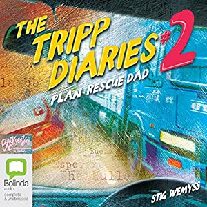 The Tripp Diaries #2 Audiobook