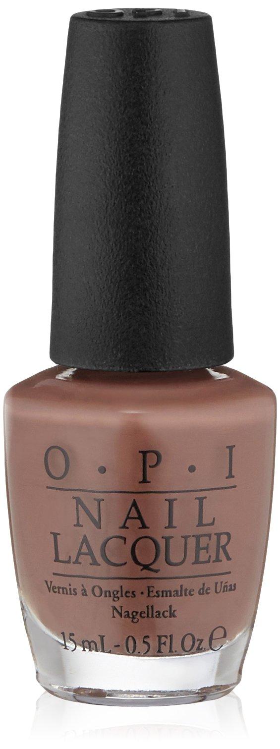 amazon com opi nail polish over the taupe 0 5 fl oz luxury