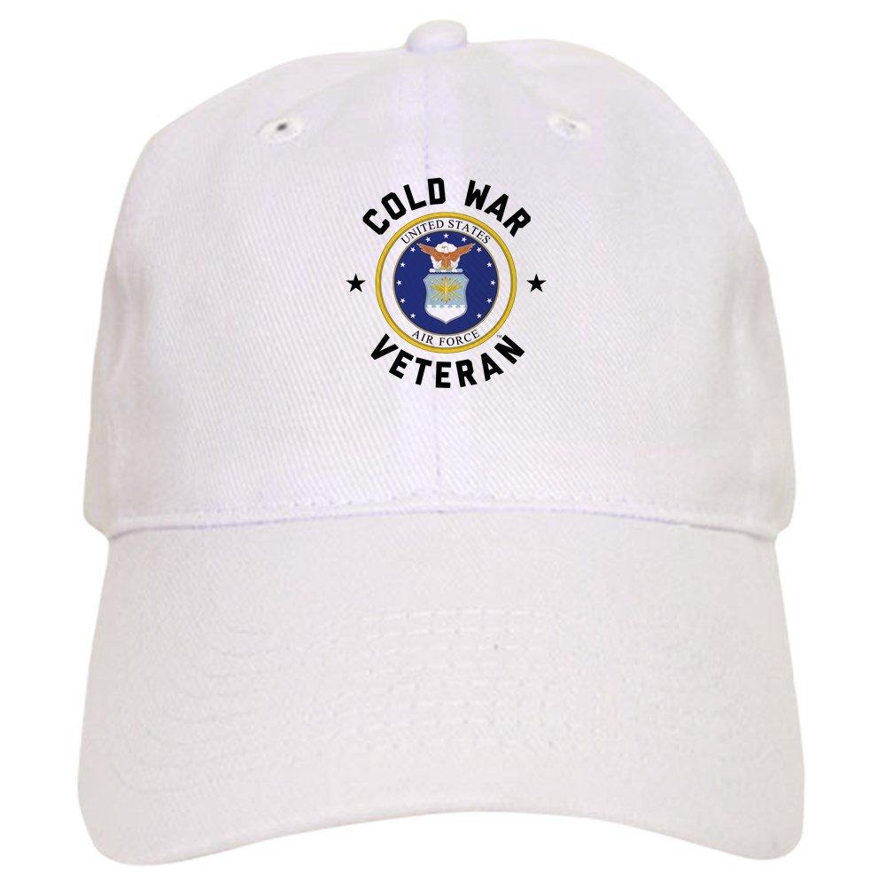 fdd465a1d CafePress Air Force Cold War Veteran Baseball Cap