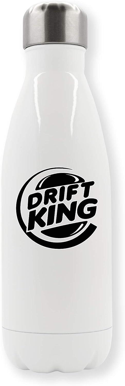 ShutUp Drive Safe Drift King Botella de Agua Termo