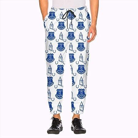 Clarissane Everton F.C. - Pantalones de chándal para Hombre (Forro ...