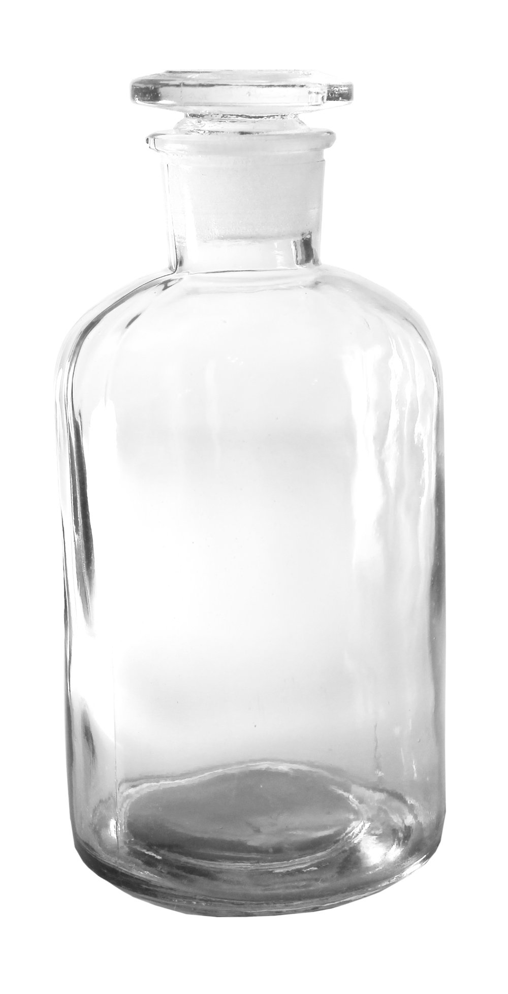 SEOH Reagent Bottle Clear Glass - Capacity (ml) 2500
