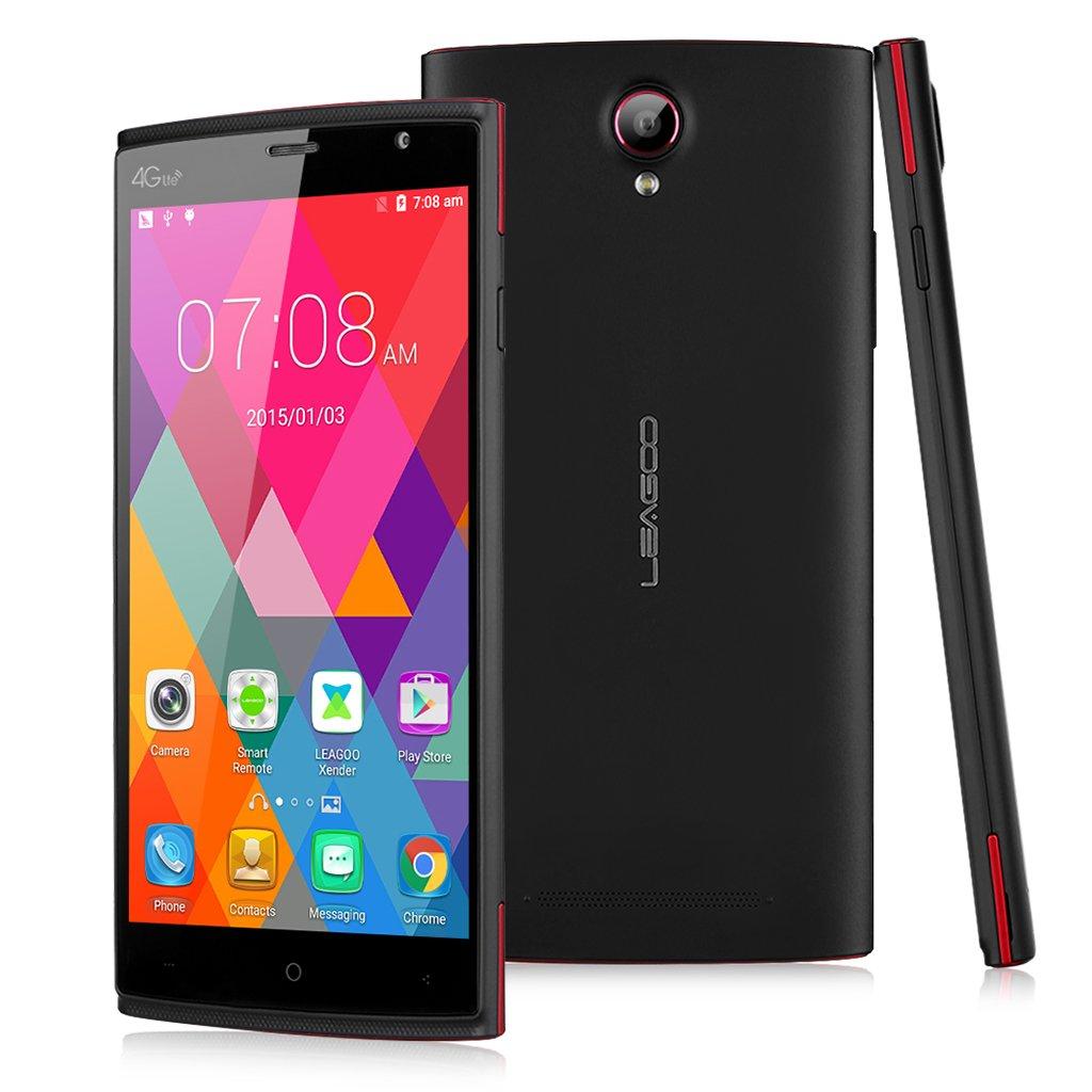 Leagoo Elite 5 - Smartphone libre 4G Lte (pantalla 5.5