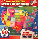Best United States Gifts Adults - RED - The 50 United States of America Review