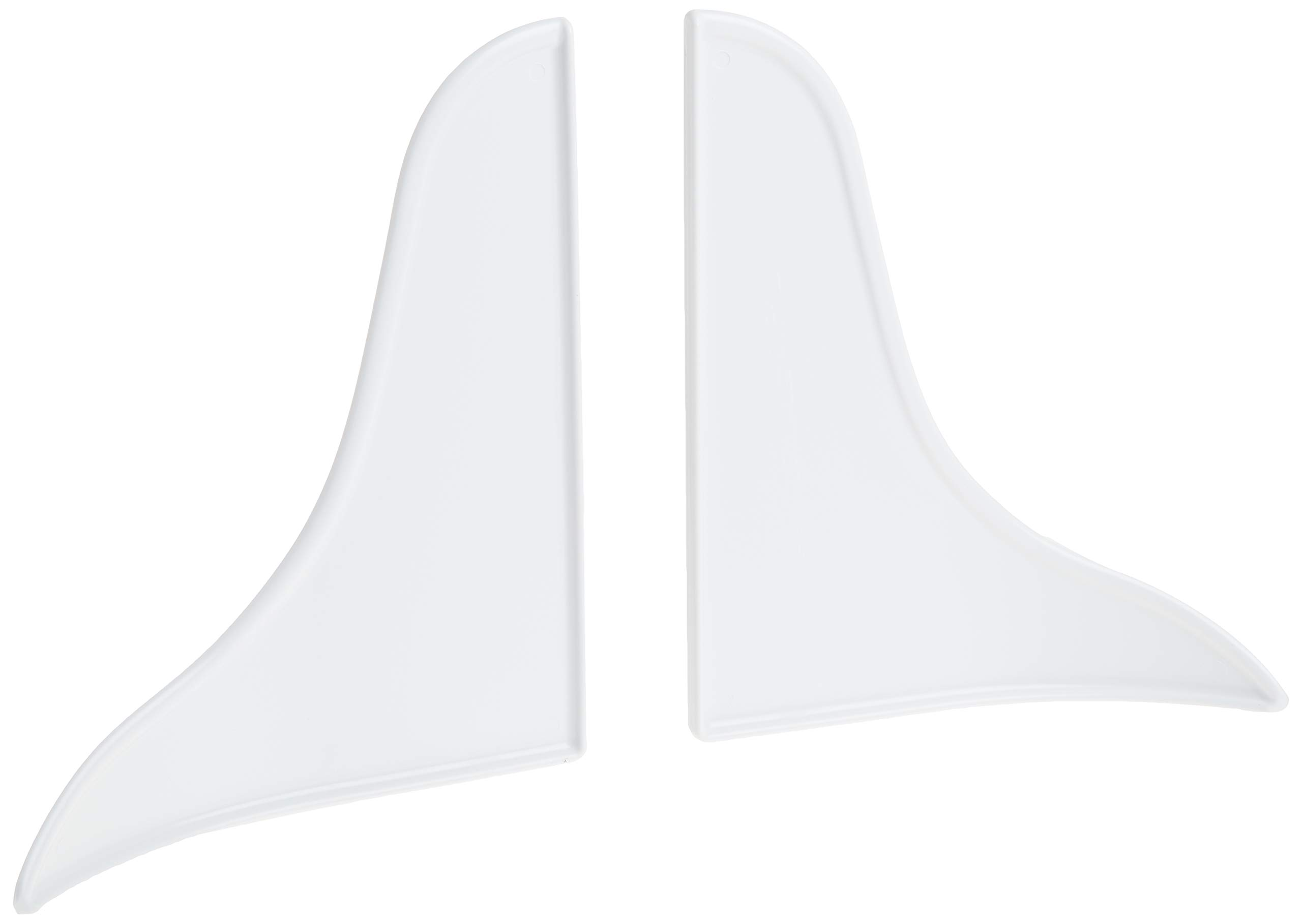 Prime-Line Products M 6086 Splash Guard, Curved White
