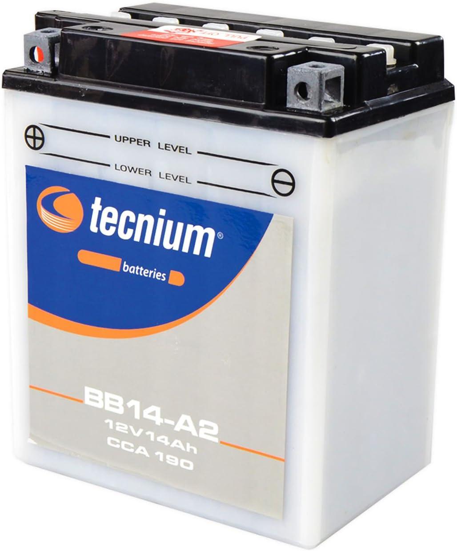 TECNIUM - Batería BB14-A2 fresh pack