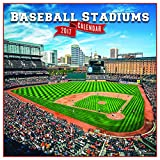 img - for 2017 Baseball Stadiums Wall Calendar book / textbook / text book