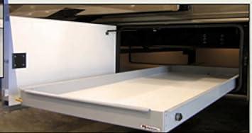 Amazon com: MORryde CTG60-4290W Sliding Cargo Tray-42
