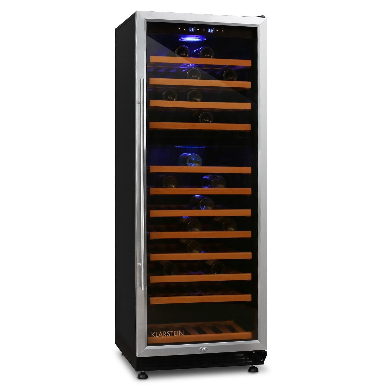 Klarstein Reserva 120 Luxus Weinkühlschrank Getränkekühlschrank ...