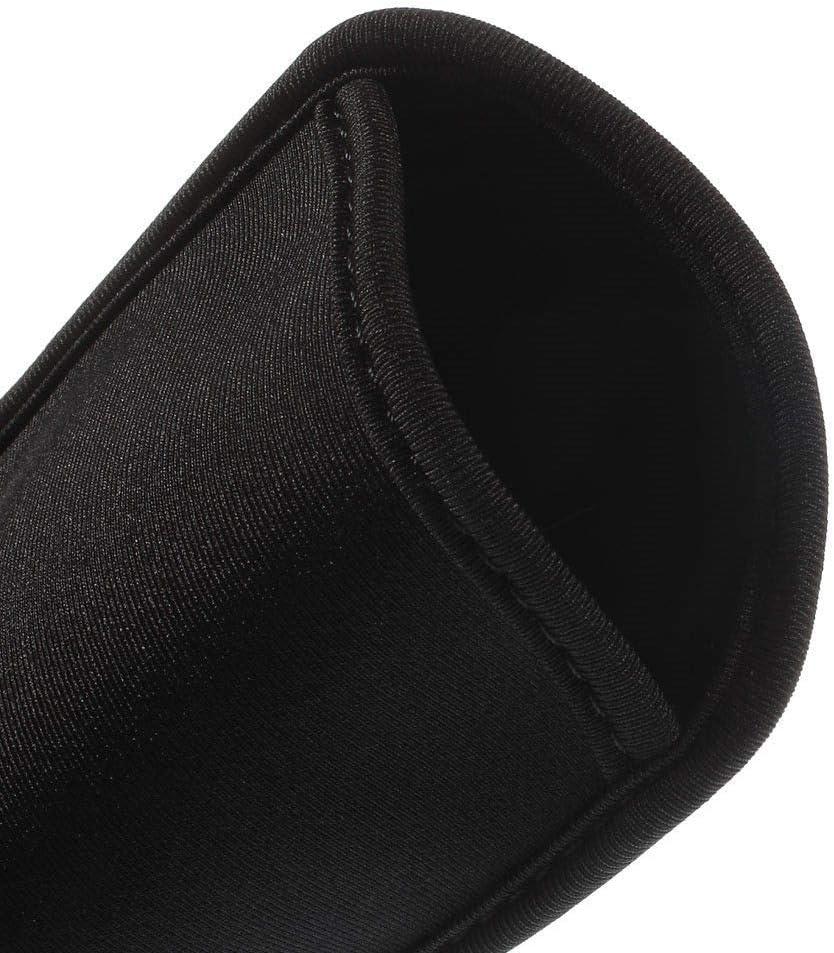 Funda Tipo Calcetin de Neopreno Impermeable Fina y Protectora de Golpes para OPPO A71 2018 DFV mobile Suave Negra