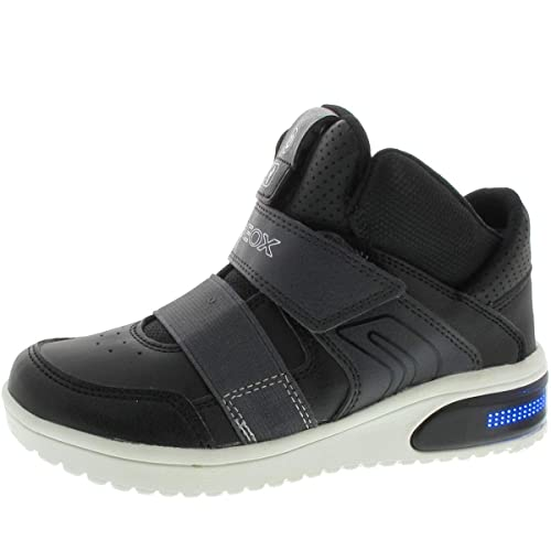 J847qa 5xw1q8bz Scarpe 37 Black Sneaker It Junior Xled Amazon Boy Geox vCCqUIw