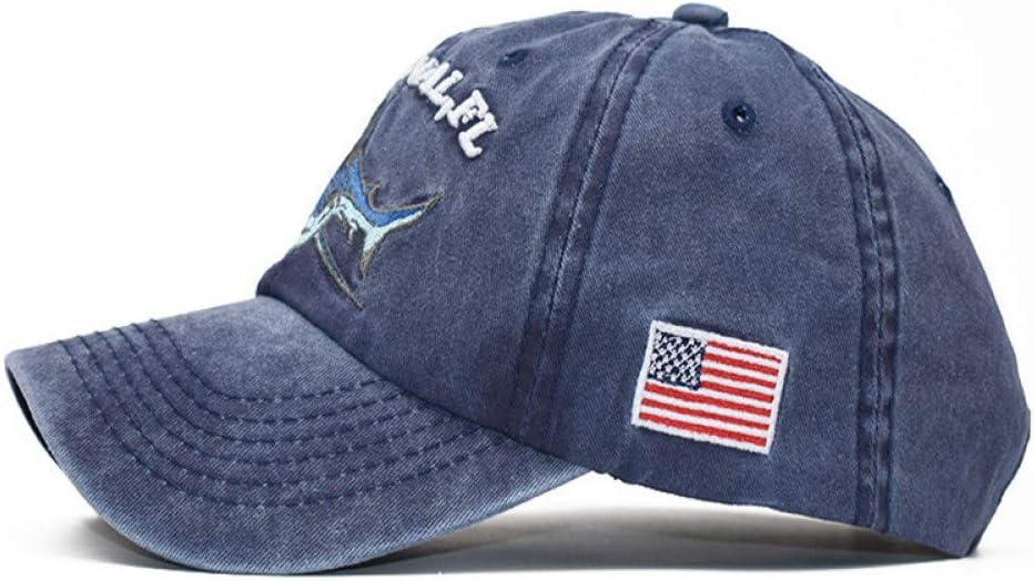 OEWFM Baseball cap motorcycle cap Cotton summer baseball cap men snapback hat embroidery shark bone cap casual Cap men baseball hat