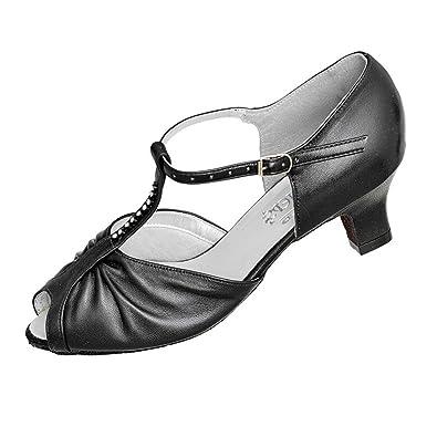 e00ee6106229 Freed Ladies Wide fitting Topaz Ballroom Shoe  Amazon.co.uk  Shoes ...