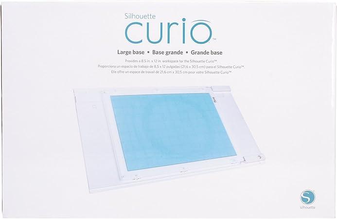 Silhouette CURIO-BASE-12 Plancha accesorio de cortapapeles ...