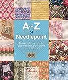 A-Z of Needlepoint (A-Z of Needlecraft)