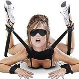 Cksohot® SM Bondage Contrainte Sextoys BDSM Bondage Set (Noir)