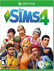 The Sims 4 - Xbox One: Electronic Arts: Video     - Amazon com