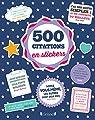 500 stickers Citations par Feertchak