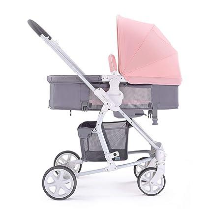 Amazon.com: Carrito de paseo infantil de dos vías con ruedas ...