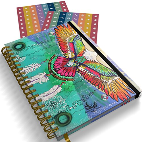 Freedom Planner 2018 - Best Daily Agenda Calendar & Productivity Goal Notebook Quickly Skyrockets Joy, Gratitude, Passion, Success & Time Management Day, Weekly, Monthly and Yearly Journal
