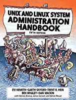 UNIX and Linux System Administration Handbook, 5th Edition Front Cover