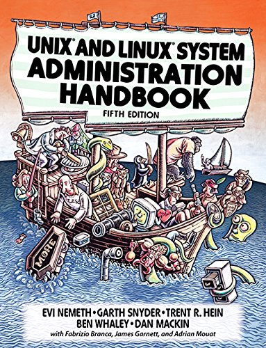 UNIX and Linux System Administration Handbook (5th Edition) by Addison-Wesley Professional