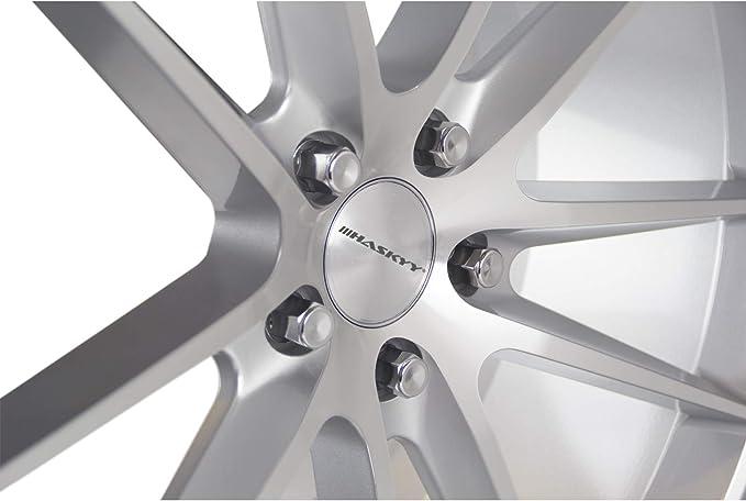 20 cromo tuercas de rueda m14 x 1,5 x 34 cono llantas chrysler 300 C LX srt8 Touring