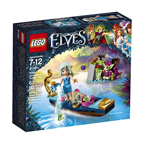 with LEGO Elves design