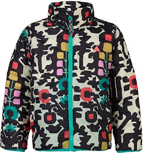 Burton Minishred Flex Puffy Snowboard Jacket Girls Sz 4T