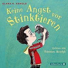 Keine Angst vor Stinktieren (Bat und Thor 1) Hörbuch von Elana K. Arnold Gesprochen von: Sebastian Rudolph