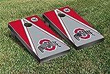 NCAA Ohio State University Buckeyes OSU Triangle Version Cornhole Game Set