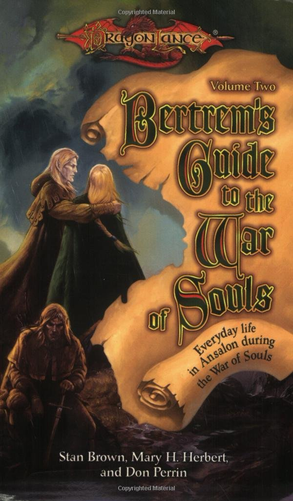 Bertrem's Guide to the War of Souls: Volume Two (Bertrem's Guides) pdf