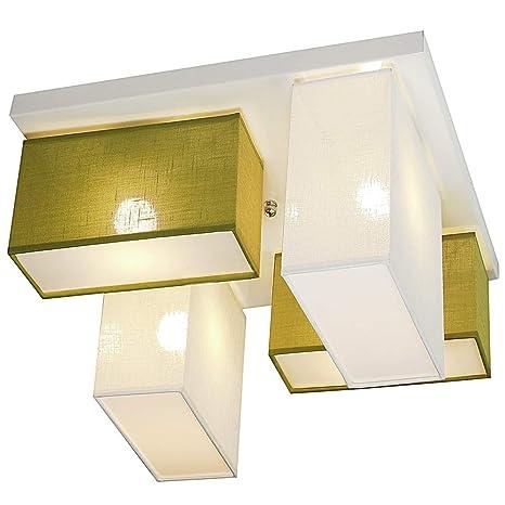 Lámpara de techo – WeRo Diseño Eris de 006 BL