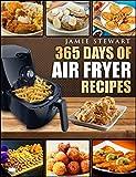 Air Fryer: 365 Days of Air Fryer Recipes Cookbook