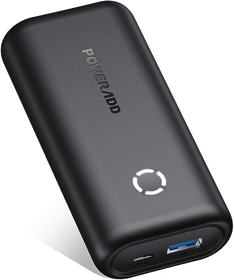 POWERADD EnergyCell - Batería Externa compacta de 10000 mAh para ...