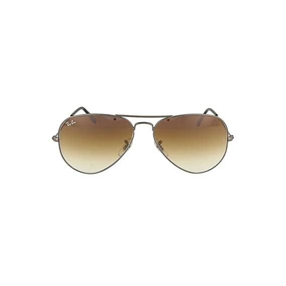 0a9c2683aa Ray-Ban RB3025 004 51 Gunmetal RB3025 Aviator Sunglasses Lens Category 3  Size 5  Amazon.co.uk  Clothing