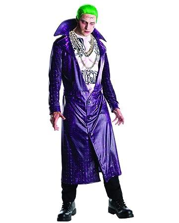 7108f0be7c2 Horror-Shop Suicide Squad Joker Kostüm für Fasching   Halloween Standard