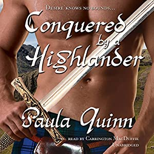Conquered by a Highlander Audiobook