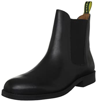 Tuffa Polo Leather Jodphur Boot
