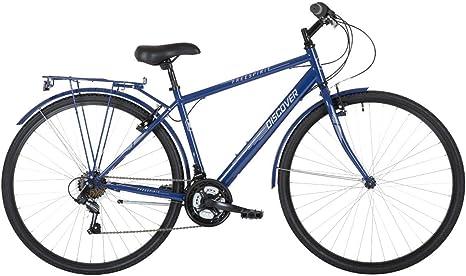Freespirit Discover - Bicicleta híbrida para Hombre (700 c), Color ...