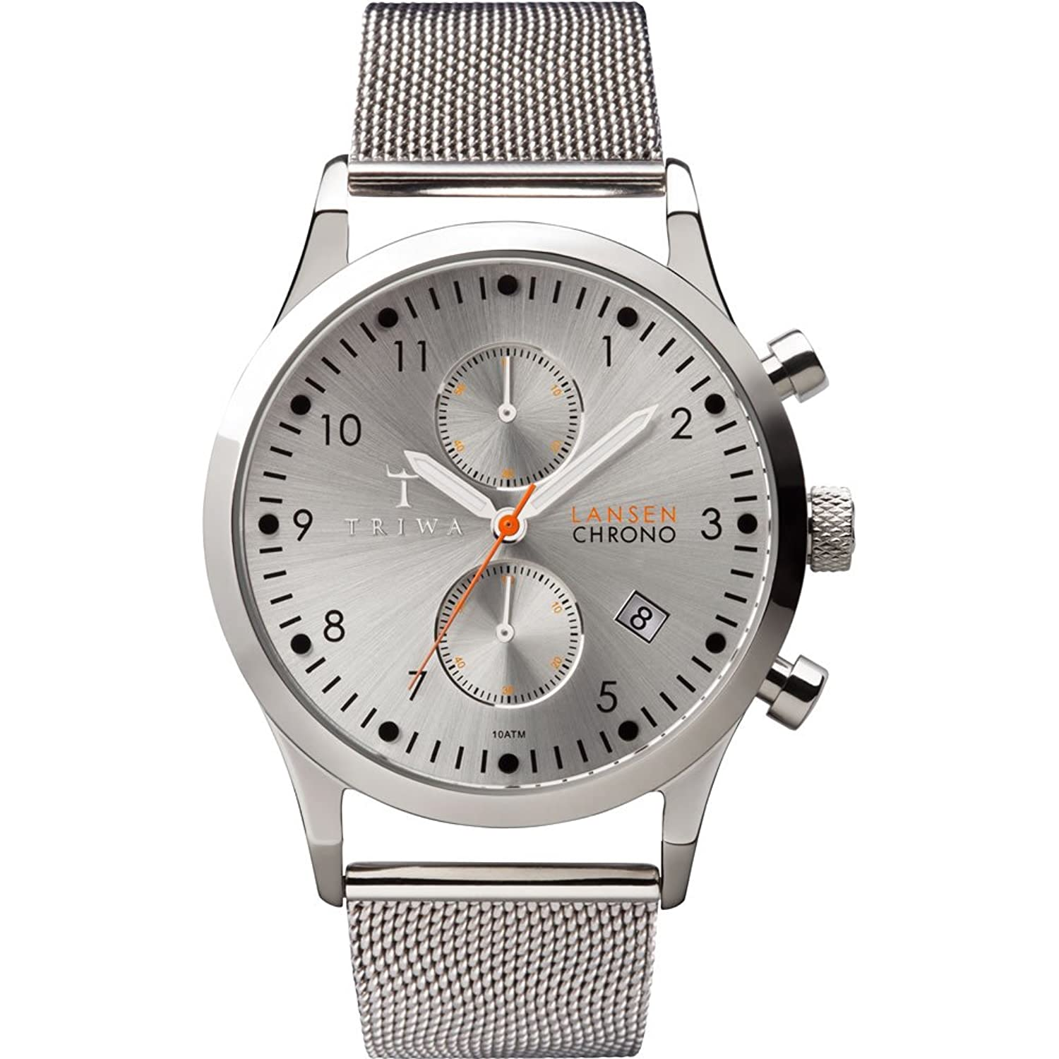TRIWA Watch - Lansen Chrono - Stirling
