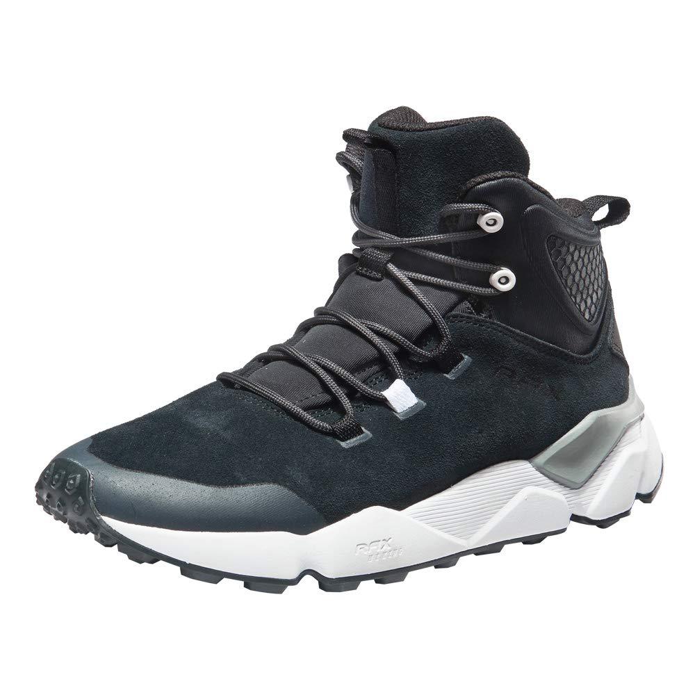 Rax, Herren Trekking- & Wanderhalbschuhe, Schwarz - Schwarz - - - Größe  39 b37f8d