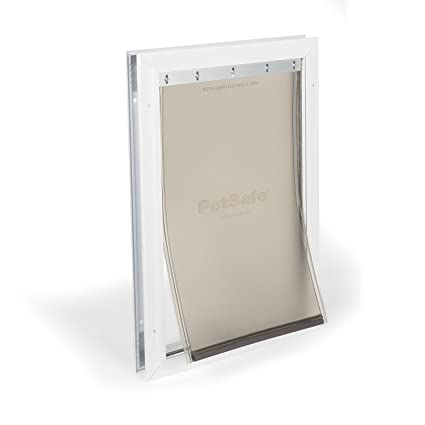 Amazon Petsafe Freedom Aluminum Pet Door For Dogs And Cats